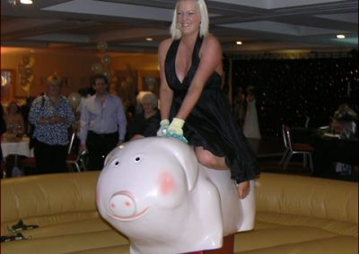 rodeo-pig